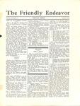 Friendly Endeavor, January 1934