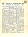 Friendly Endeavor, November 1934