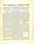 Friendly Endeavor, December 1934