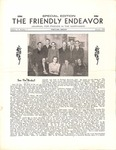 Friendly Endeavor, January 1935 by George Fox University Archives