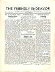 Friendly Endeavor, February 1935 by George Fox University Archives
