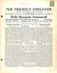 Friendly Endeavor, March 1935 by George Fox University Archives