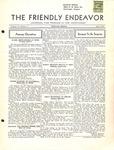 Friendly Endeavor, April 1935