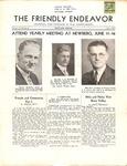 Friendly Endeavor, June 1935