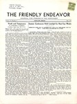 Friendly Endeavor, July 1935