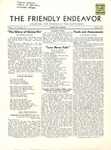 Friendly Endeavor, August 1935