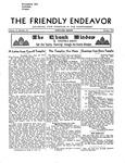 Friendly Endeavor, October 1935