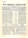 Friendly Endeavor, December 1935