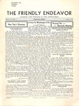 Friendly Endeavor, January 1936 by George Fox University Archives