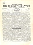 Friendly Endeavor, May 1936