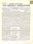 Friendly Endeavor, September 1936 by George Fox University Archives