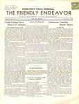 Friendly Endeavor, September 1936