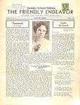 Friendly Endeavor, October 1936