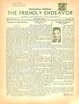 Friendly Endeavor, December 1936