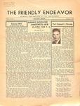 Friendly Endeavor, January 1937