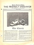 Friendly Endeavor, February 1937 by George Fox University Archives