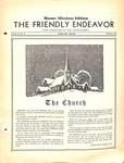 Friendly Endeavor, February 1937