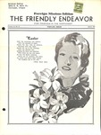 Friendly Endeavor, March 1937 by George Fox University Archives