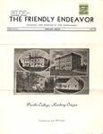 Friendly Endeavor, June 1937