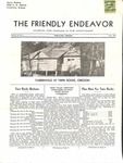 Friendly Endeavor, July 1937