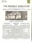 Friendly Endeavor, July 1937