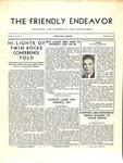 Friendly Endeavor, September 1937
