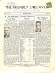 Friendly Endeavor, October 1937