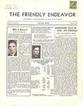 Friendly Endeavor, February 1938 by George Fox University Archives