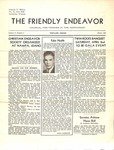 Friendly Endeavor, March 1938 by George Fox University Archives