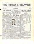 Friendly Endeavor, April 1938 by George Fox University Archives