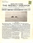Friendly Endeavor, June 1938