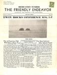 Friendly Endeavor, June 1938