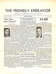 Friendly Endeavor, October 1938