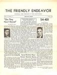 Friendly Endeavor, October 1938