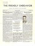 Friendly Endeavor, November 1938