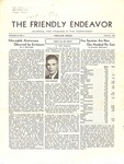 Friendly Endeavor, February 1939 by George Fox University Archives