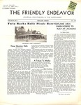 Friendly Endeavor, May 1939