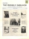 Friendly Endeavor, June 1939 by George Fox University Archives