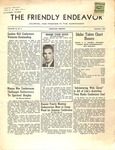 Friendly Endeavor, September 1939