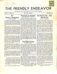 Friendly Endeavor, November 1939