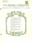 Friendly Endeavor, December 1939