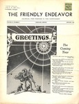 Friendly Endeavor, January 1940 by George Fox University Archives
