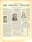 Friendly Endeavor, February 1940 by George Fox University Archives