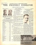 Friendly Endeavor, April 1940 by George Fox University Archives