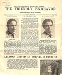 Friendly Endeavor, May 1940