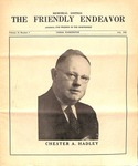 Friendly Endeavor, July 1940 by George Fox University Archives