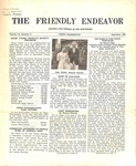 Friendly Endeavor, September 1940 by George Fox University Archives