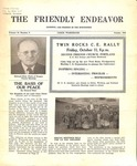 Friendly Endeavor, October 1940 by George Fox University Archives