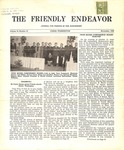 Friendly Endeavor, November 1940 by George Fox University Archives
