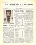 Friendly Endeavor, January 1941 by George Fox University Archives